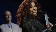 Chaka Kahn honored by the Apollo.