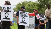Supporters of Trayvon Martin around the nation are expressing their outrage. Photo/Duane Fernandez, Sr./The Florida Courier.