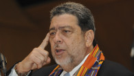 Prime Minister Ralph Gonsalves Makes the case for reparations NNPA Photo/Freddie Allen.