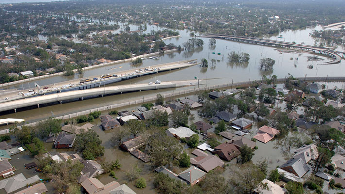 2005 Hurricane Katrina and the Devastation of New Orleans