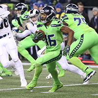 Seahawks Clinch Division Title With Win Over Rams The Seattle Medium