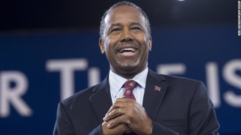 Ben Carson: Poverty Is A State Of Mind - The Seattle Medium