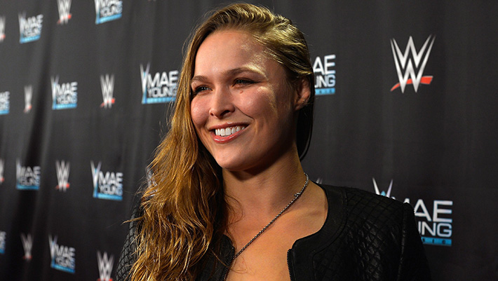 Triple H reveals how Rowdy Rhonda Rousey WWE deal went down