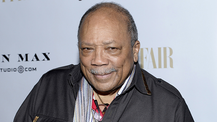 Quincy Jones Apologizes for Controversial Comments Following a Family Intervention