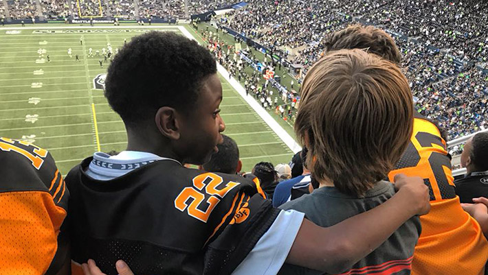 A Young Boy's Act Of Compassion Inspires A Community - The Seattle Medium