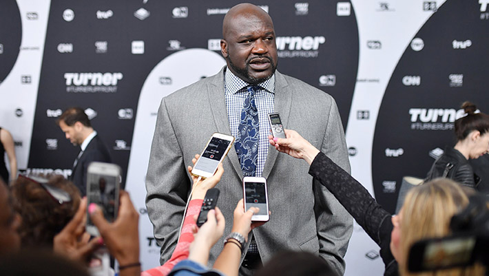 Shaq Is Joining Papa John's Board Of Directors