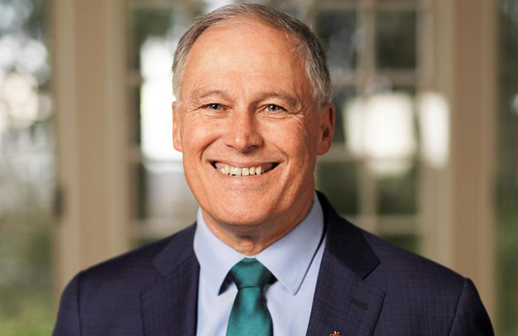 Inslee Announces Vaccine Eligibility Expansion To All Adults April 15