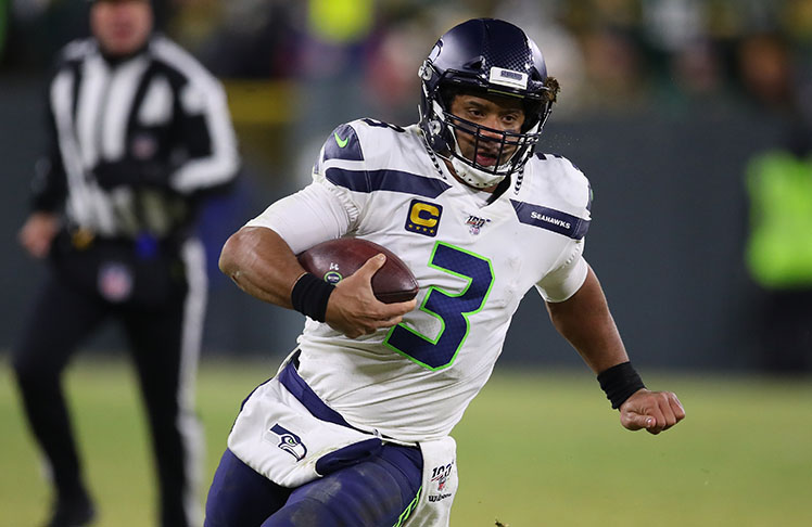 Seahawks Blow Lead, Lose To Titans 33-30 In Overtime