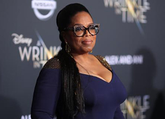 Oprah Chokes Up Telling A Story From Her Childhood